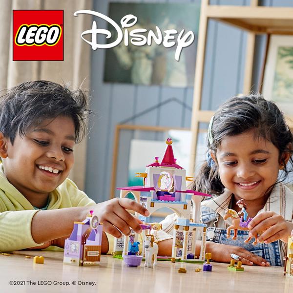 Novità LEGO Disnay Princess