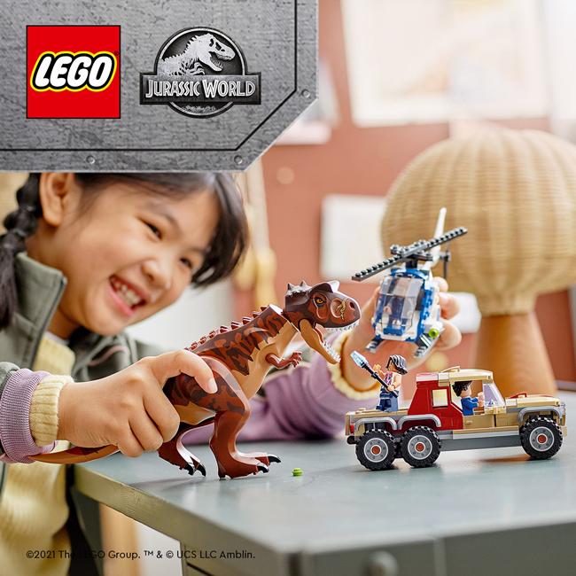 Novità LEGO Jurassic World settembre 2021