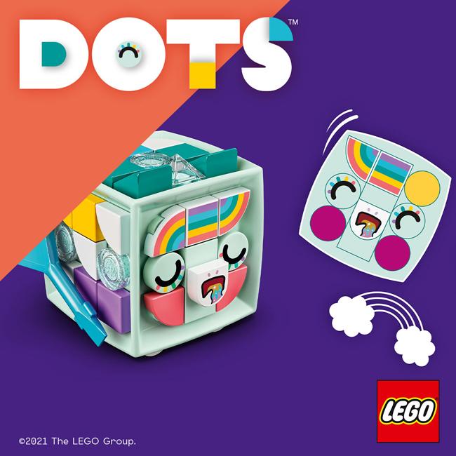Novità LEGO Dots settembre 2021