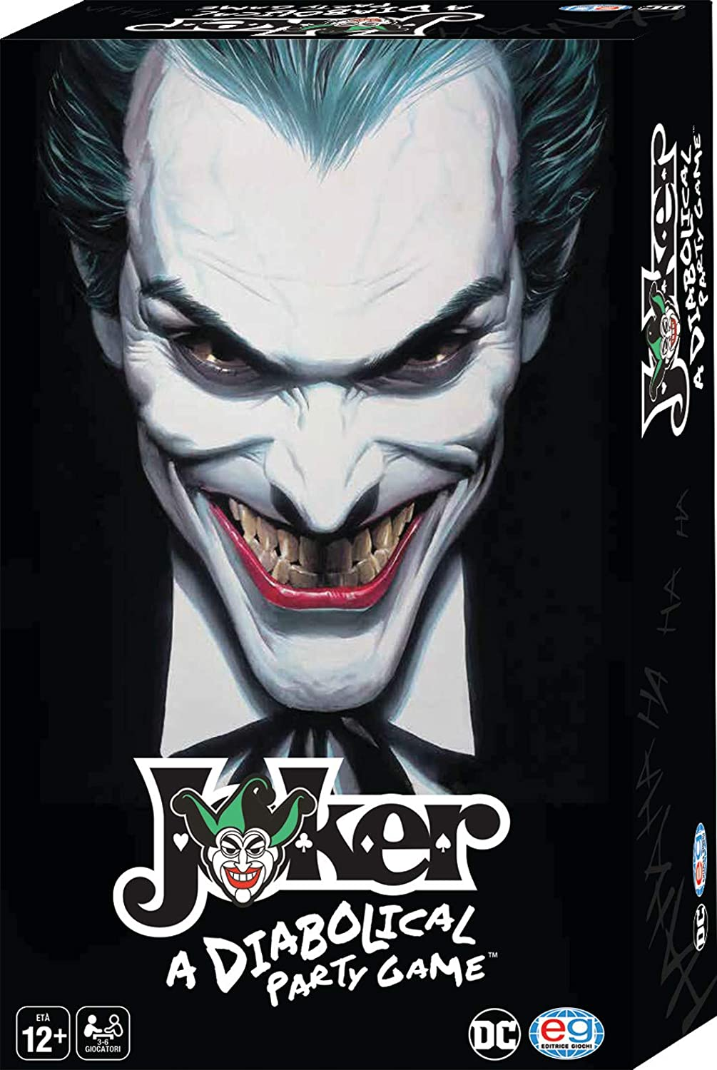 EDITRICE GIOCHI THE JOKER 6059802