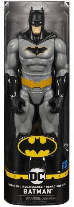 SPIN MASTER  BATMAN PERSONAGGIO BATMAN CLASSICO PACK TECH IN SCALA 30 CM 6063094