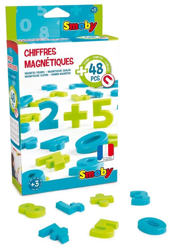 SMOBY NUMERI MAGNETICI 48PZ 430101