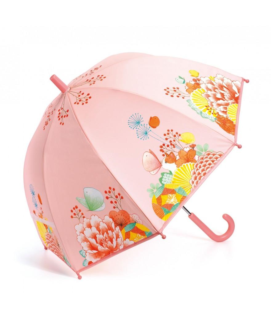 DJECO OMBRELLO GARDEN FLOWER ROSA DD04701