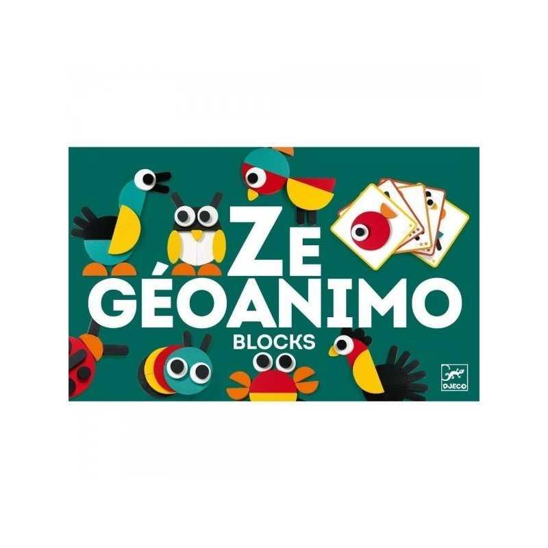 DJECO COSTRUZIONI ZE GEOANIMO DJ06432