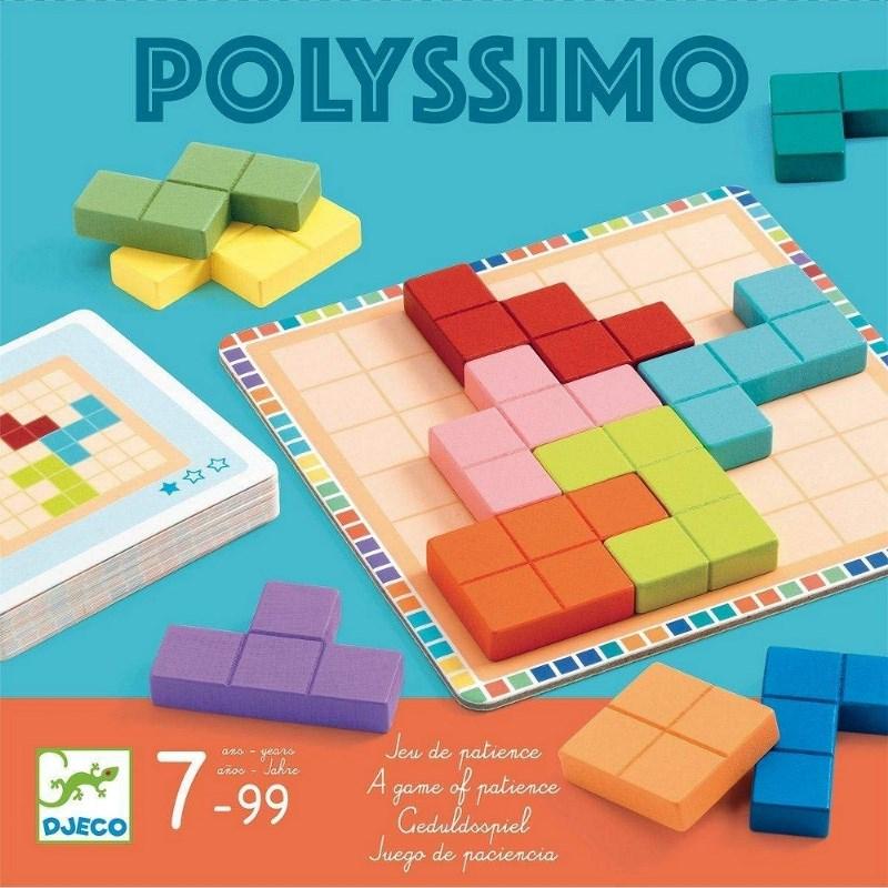 DJECO  GAME - POLYSSIMO DJ08451