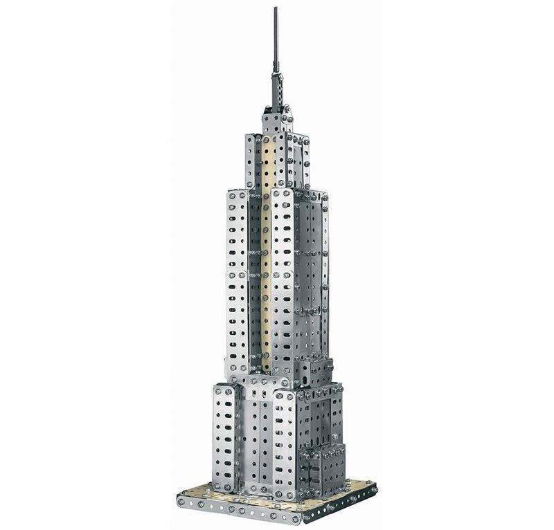 MECCANO EMPIRE STATE BUILDING cod. 6024597
