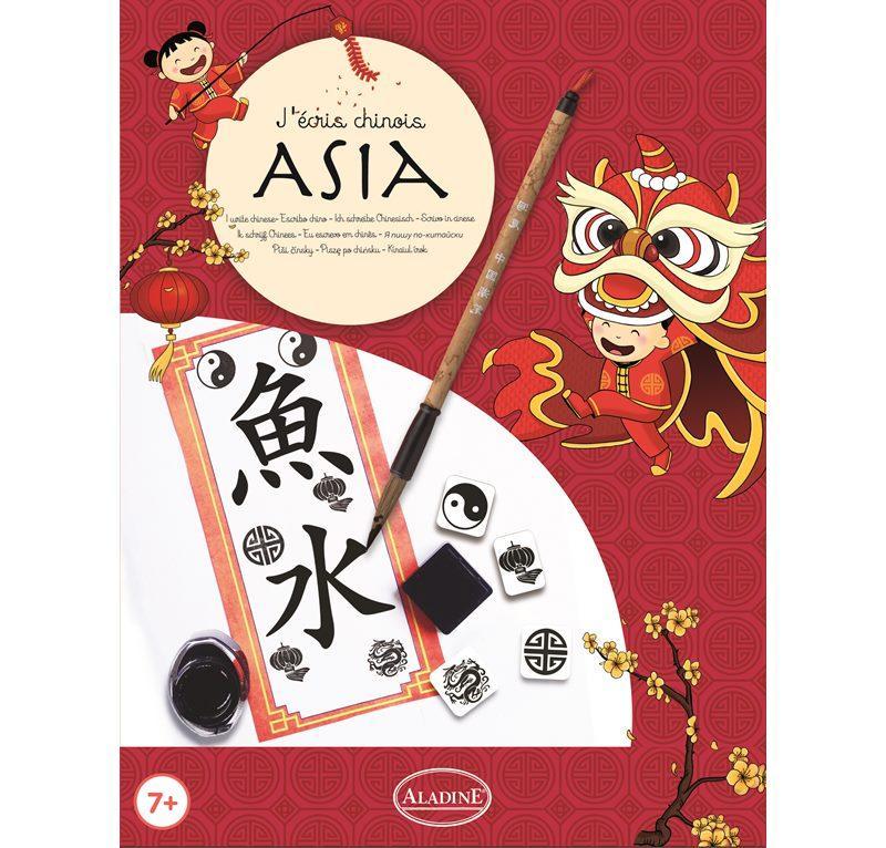 CREATIVAMENTE KIT SCRITTURA ASIA