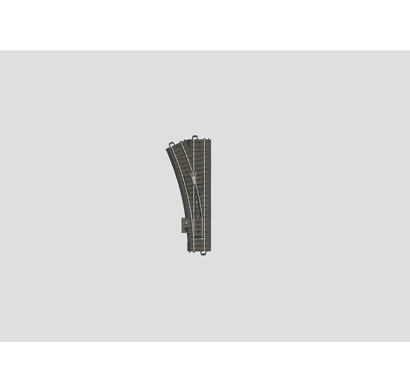 MAERKLIN SCAMBIO A SINISTRA cod. 20611