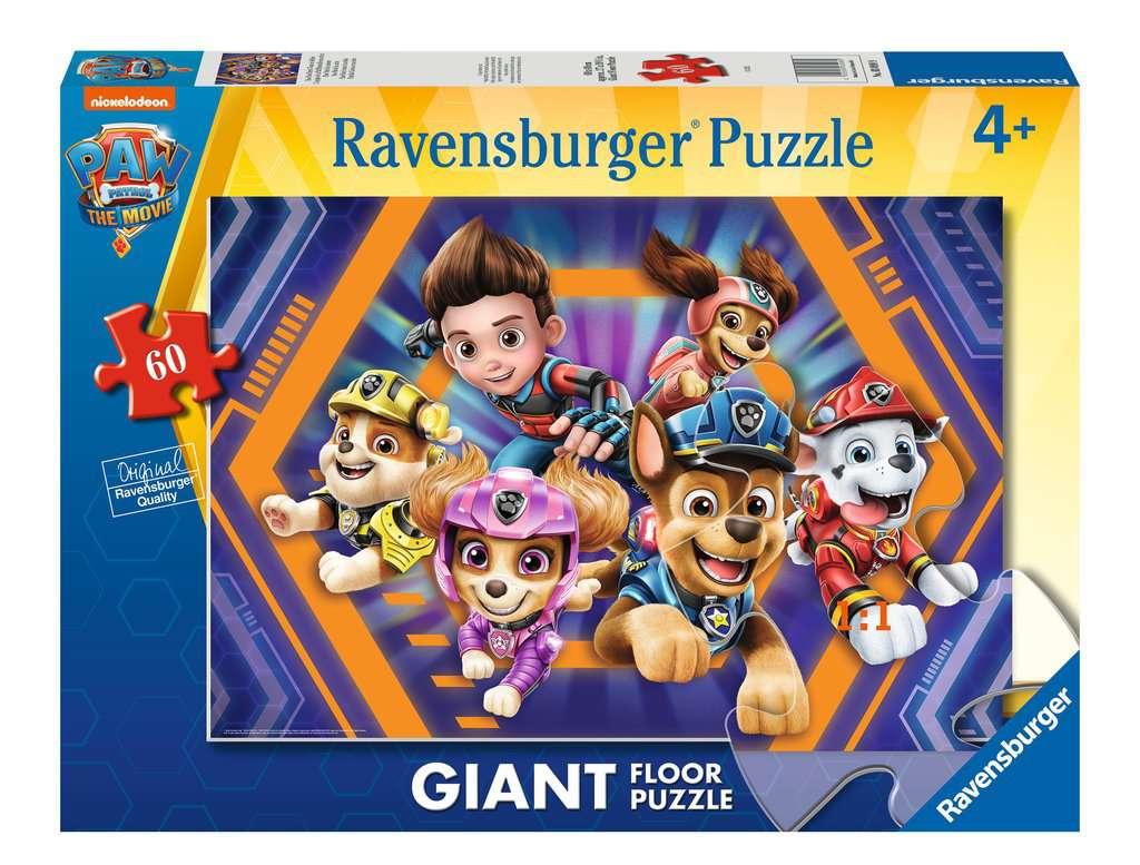 RAVENSBURGER  PAW PATROL MOVIE 03098
