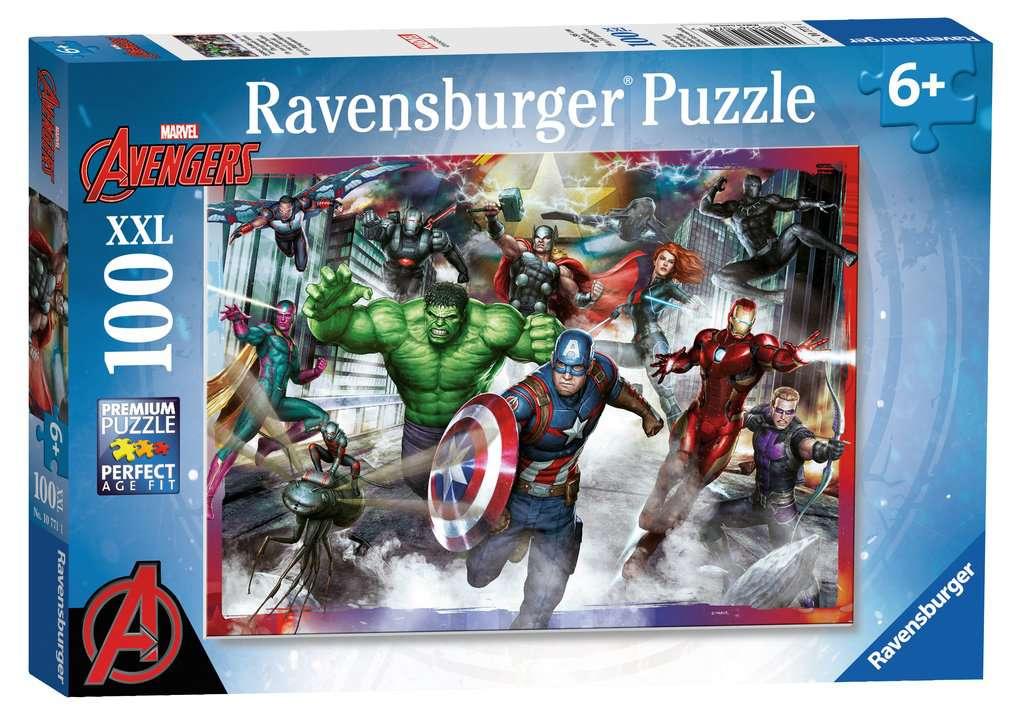 RAVENSBURGER  AVENGERS 10771