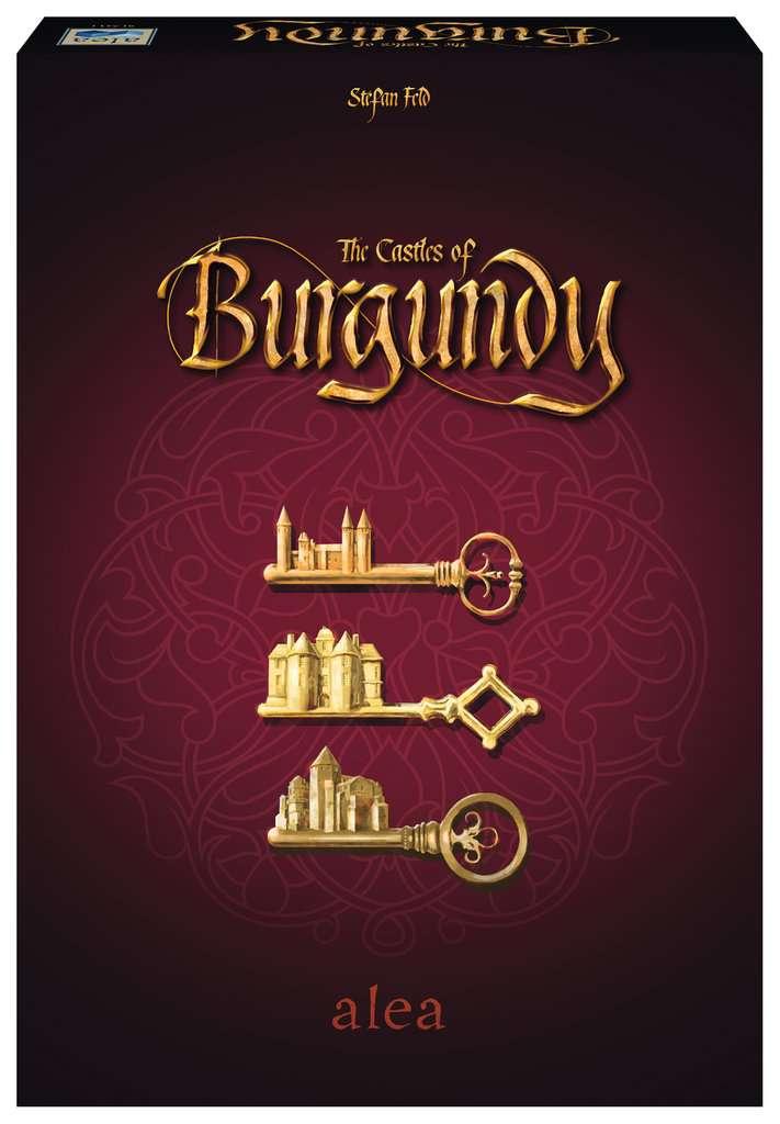 RAVENSBURGER  THE CASTLES OF BURGUNDY 26925