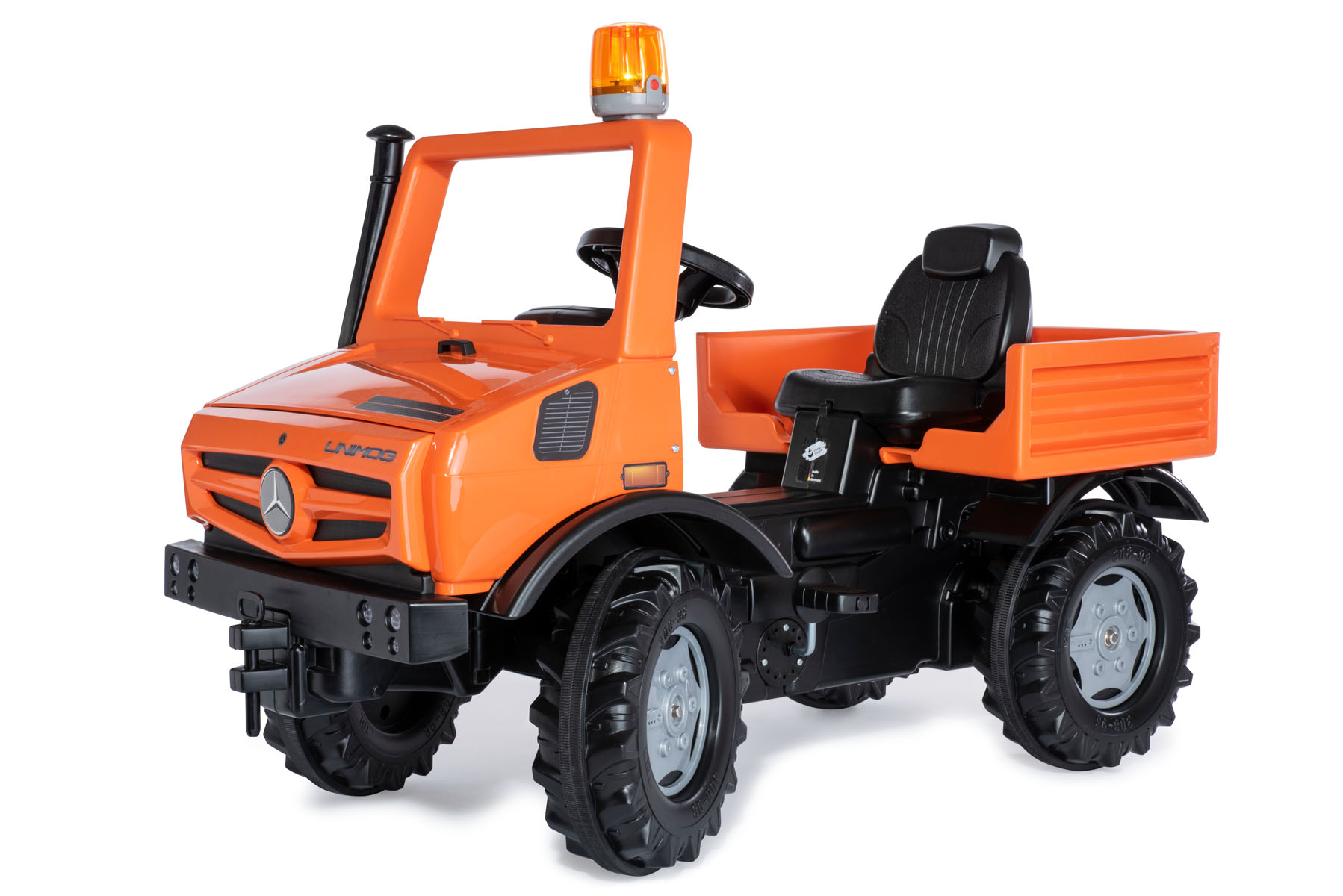 ROLLY TOYS UNIMOG SERVICE 038237