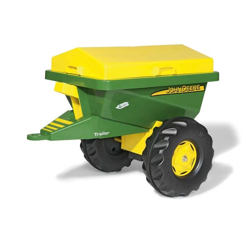 ROLLY TOYS ROLLY STREUMAX JOHN DEERE SPARGISABBIA 125111