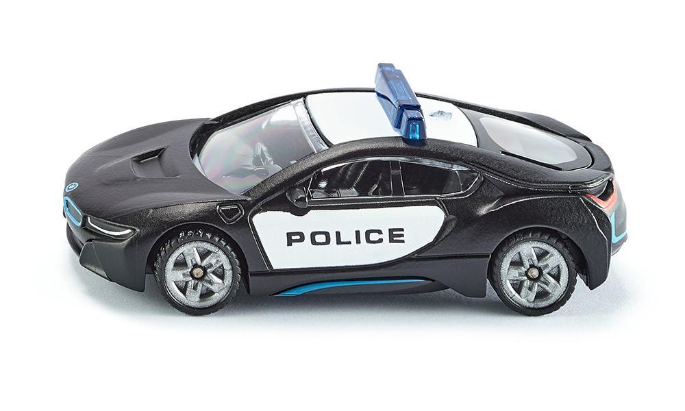SIKU BMW I8 US-POLICE 1533