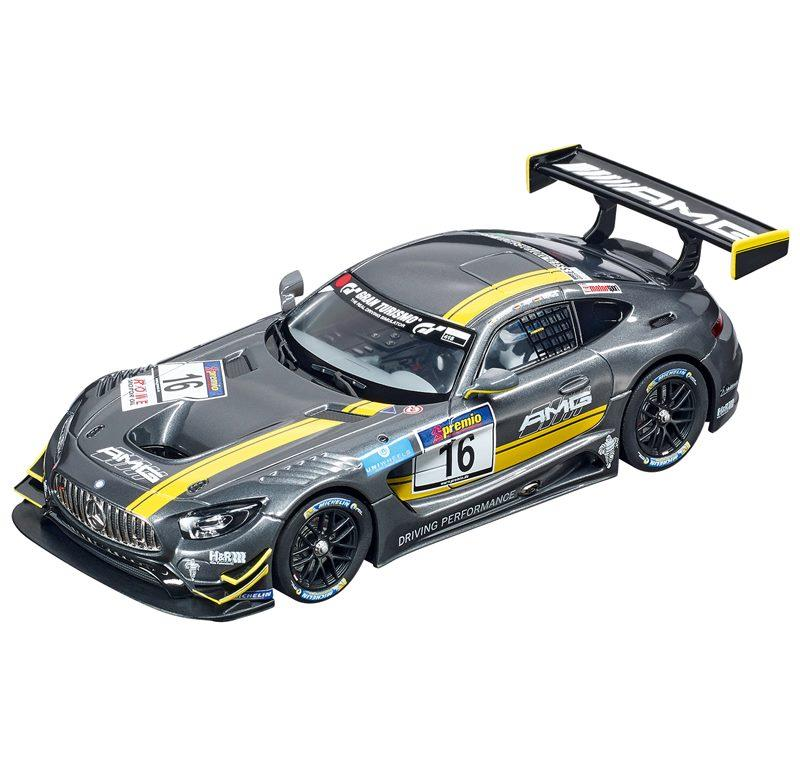 CARRERA DIGITAL 132 MERCEDES AMG GT3 ''No. 16'' cod. 20030767