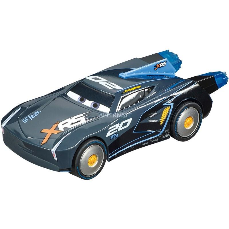 CARRERA GO!!! DISNEY PIXAR CARS- JACKSON STORM - ROCKET RACER 20064164