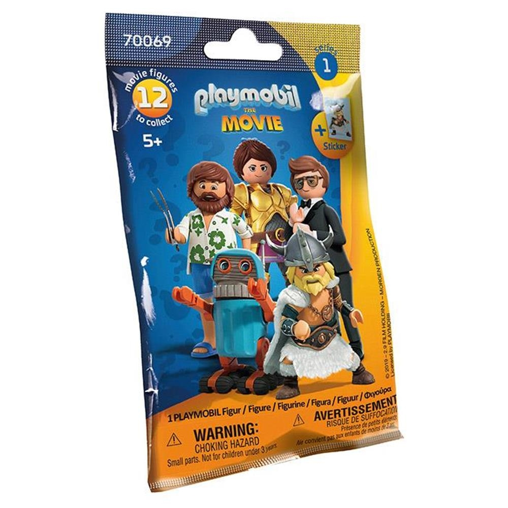 PLAYMOBIL: THE MOVIE FIGURES (SERIE 1) 10109