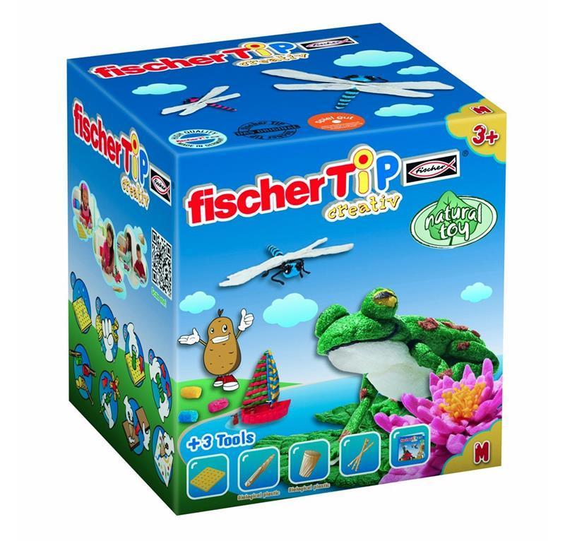 FISCHERTIP TIP BOX M 170 PEZZI cod. 49111