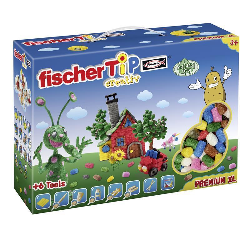 FISCHERTIP TIP PREMIUM BOX XL 1200 PEZZI cod. 516179