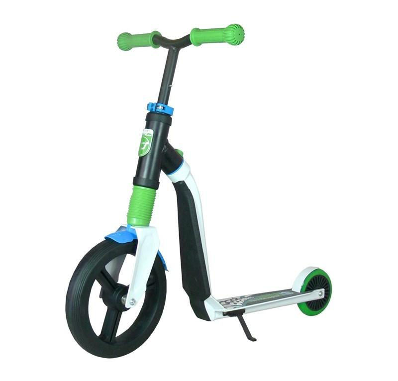 SCOOT AND RIDE HIGHWAYFREAK WHITE/GREEN/BLUE 96176