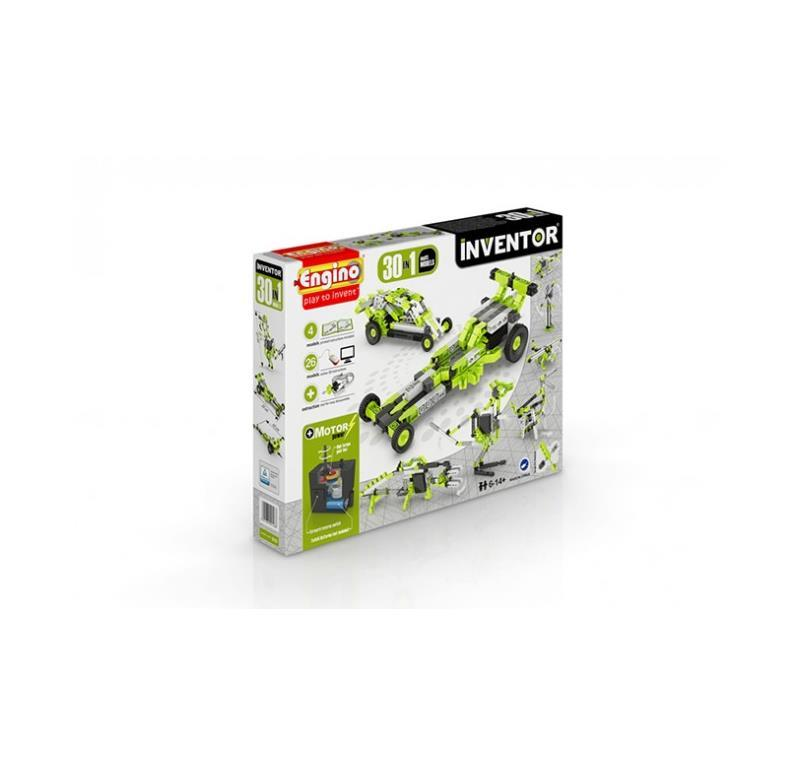 ENGINO 30 MODEL MOTORIZED SET 094166