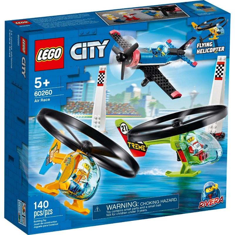 LEGO CITY SFIDA AEREA 60260