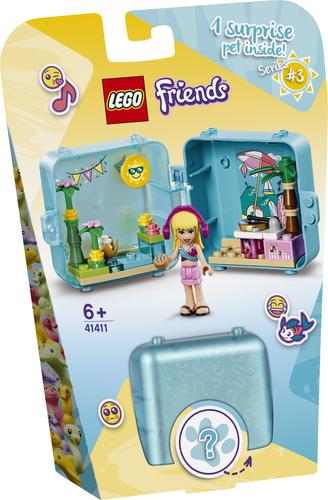 LEGO FRIENDS IL CUBO DELLE VACANZE DI STEPHANIE 41411