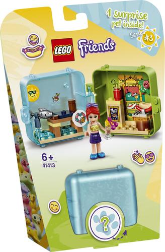 LEGO FRIENDS IL CUBO DELLE VACANZE DI MIA 41413