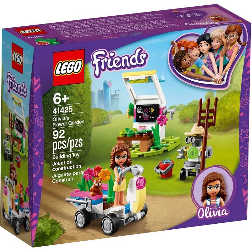 LEGO FRIENDS IL GIARDINO DEI FIORI DI OLIVIA 41425