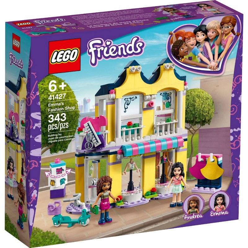 LEGO FRIENDS IL NEGOZIO FASHION DI EMMA 41427