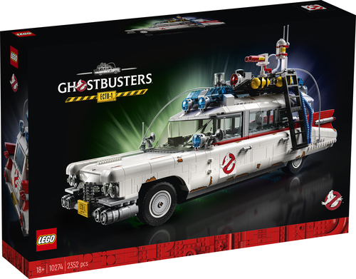 LEGO CREATOR EXPERT ECTO-1 GHOSTBUSTERS™ 10274