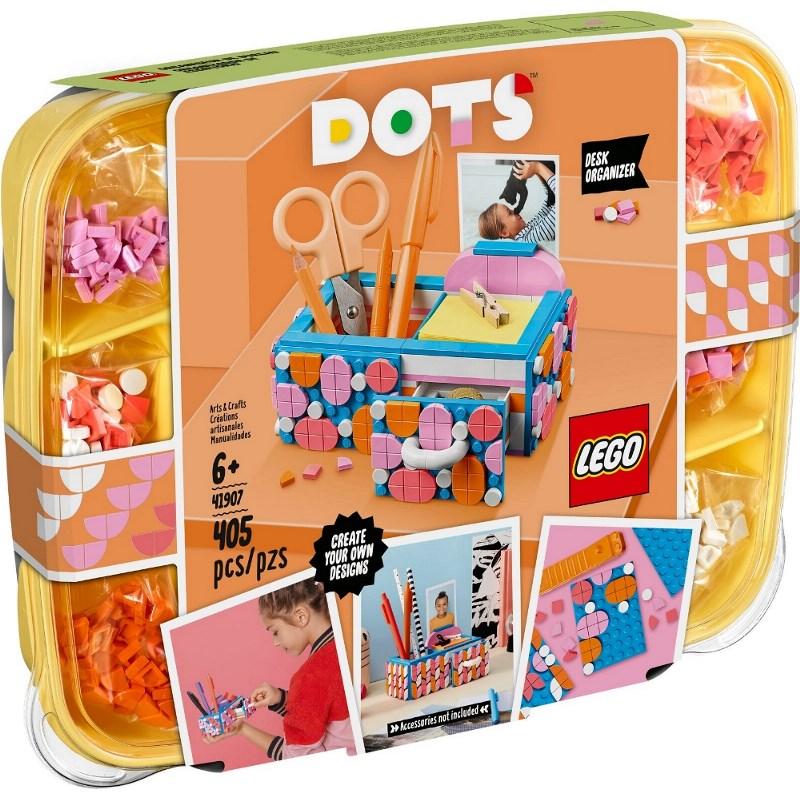 LEGO DOTS PORTAOGGETTI DA SCRIVANIA 41907