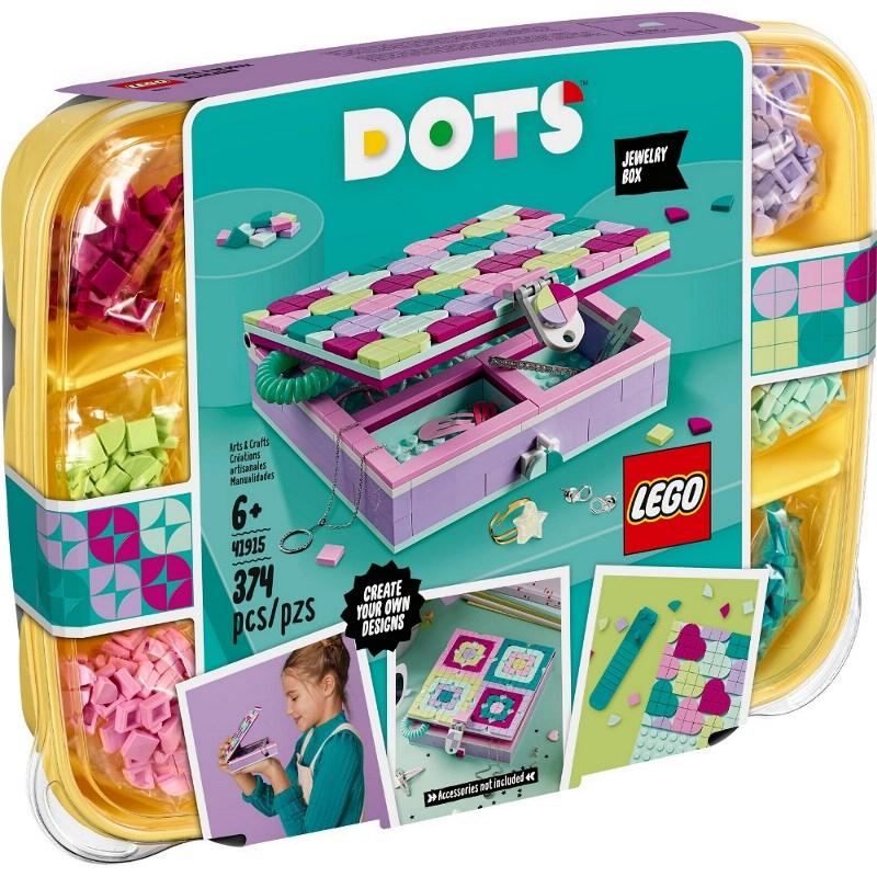 LEGO DOTS BOX GIOIELLI 41915