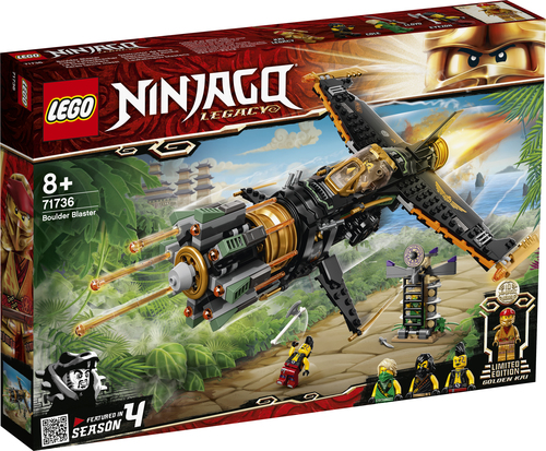 LEGO NINJAGO SPARA MISSILI 71736