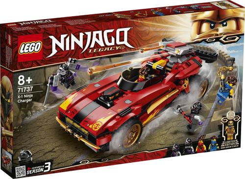 LEGO NINJAGO SUPER-BOLIDE NINJA X-1 71737