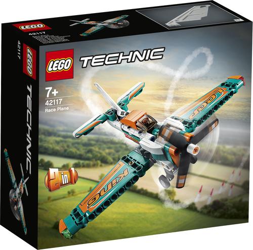 LEGO TECHNIC AEREO DA COMPETIZIONE 42117