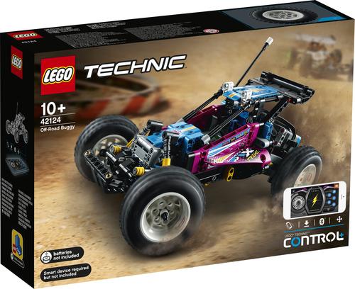 LEGO TECHNIC BUGGY FUORISTRADA 42124