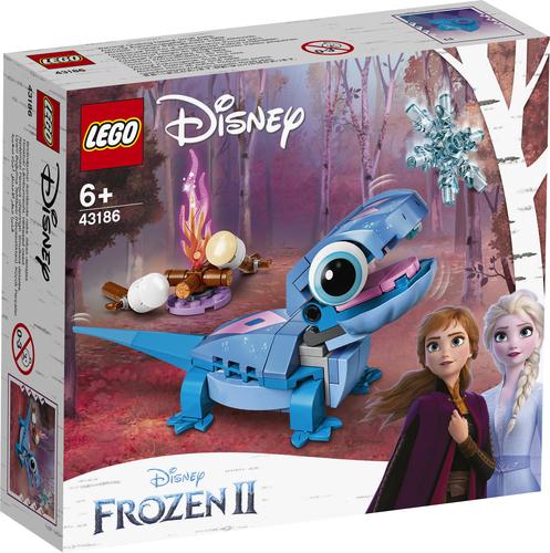 LEGO DISNEY PRINCESS BRUNI, LA SALAMANDRA COSTRUIBILE 43186