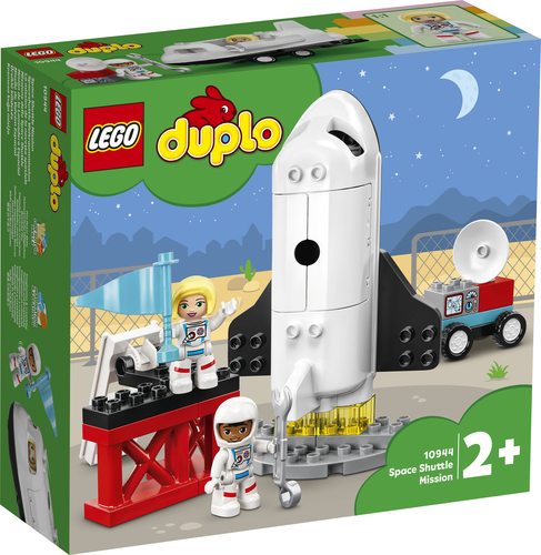 LEGO DUPLO MISSIONE DELLO SPACE SHUTTLE 10944