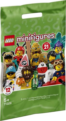 LEGO MINIFIGURES SERIE 21 71029