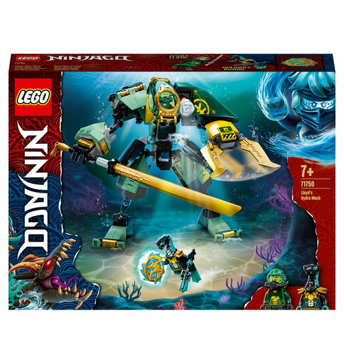 LEGO NINJAGO IDRO-MECH DI LLOYD 71750