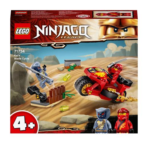 LEGO NINJAGO LA MOTO-LAMA DI KAI 71734