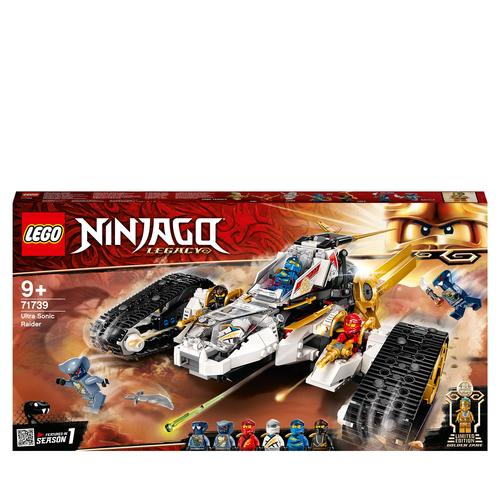 LEGO NINJAGO RAIDER ULTRA SONICO 71739