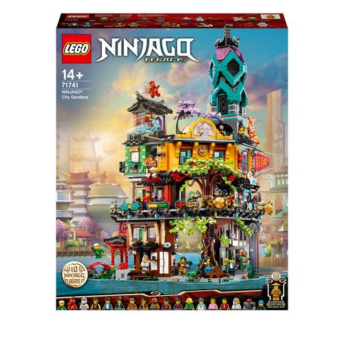 LEGO NINJAGO GIARDINI DI NINJAGO CITY 71741