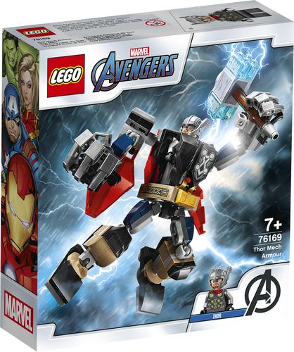 LEGO SUPER HEROES ARMATURA MECH DI THOR 76169