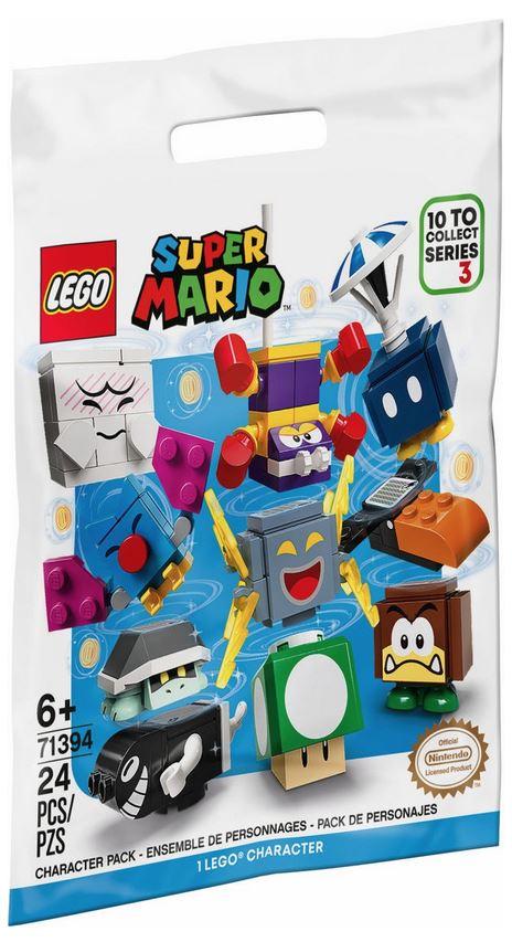 LEGO SUPER MARIO PACK PERSONAGGI - SERIE 3 71394
