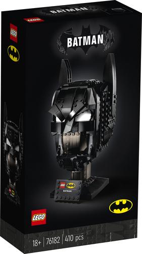 LEGO SUPER HEROES CAPPUCCIO DI BATMAN 76182
