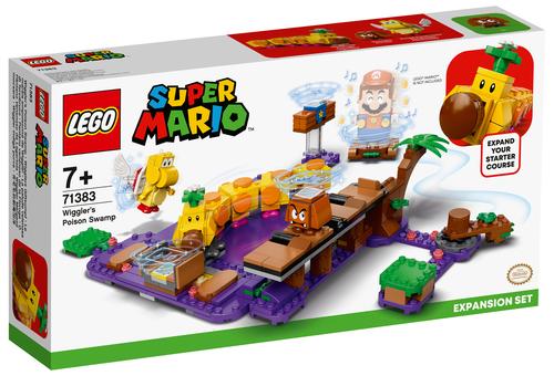 LEGO SUPER MARIO LA PALUDE VELENOSA DI TORCIBRUCO - PACK DI ESPANSIONE 71383