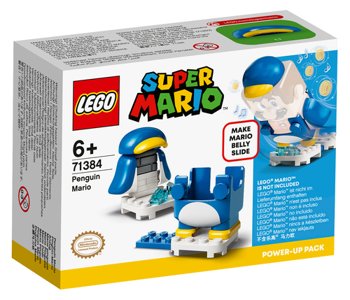 LEGO SUPER MARIO PINGUINO - POWER UP PACK 71384