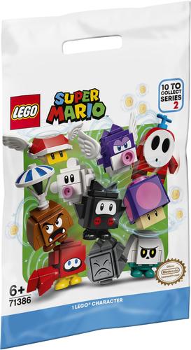 LEGO SUPER MARIO PACK PERSONAGGI - SERIE 2 71386